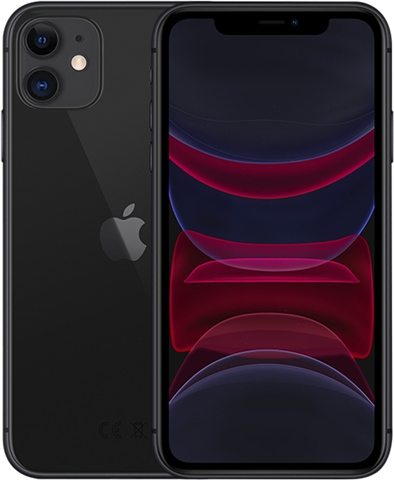 Apple Iphone 11 64gb Preto Livre A Cex Pt Buy Sell Donate